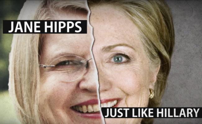 State Sen. Jim Davis – What She Believes Ad