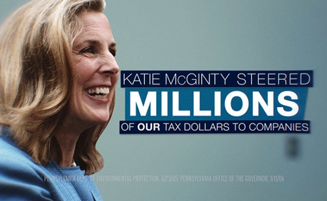 "Freedom Partners – ""Elevator"" Katie McGinty US Senate"