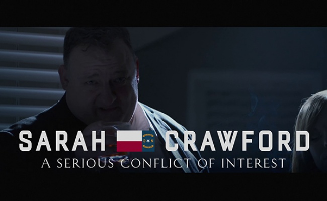 State Sen. Chad Barefoot – House Of Crawford Ad