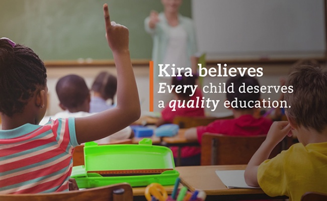 STAND FOR CHILDREN LOUISIANA – KIRA ORANGE JONES – BESE D2 Ad