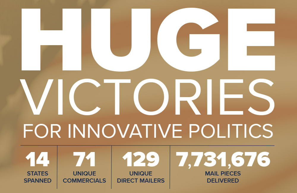 2018 midterm victories