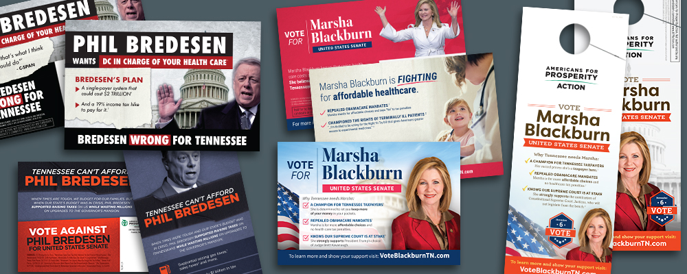 Marsha Blackburn direct mail