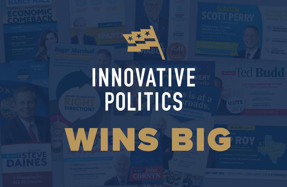 Innovative Politics 2020 Election Results