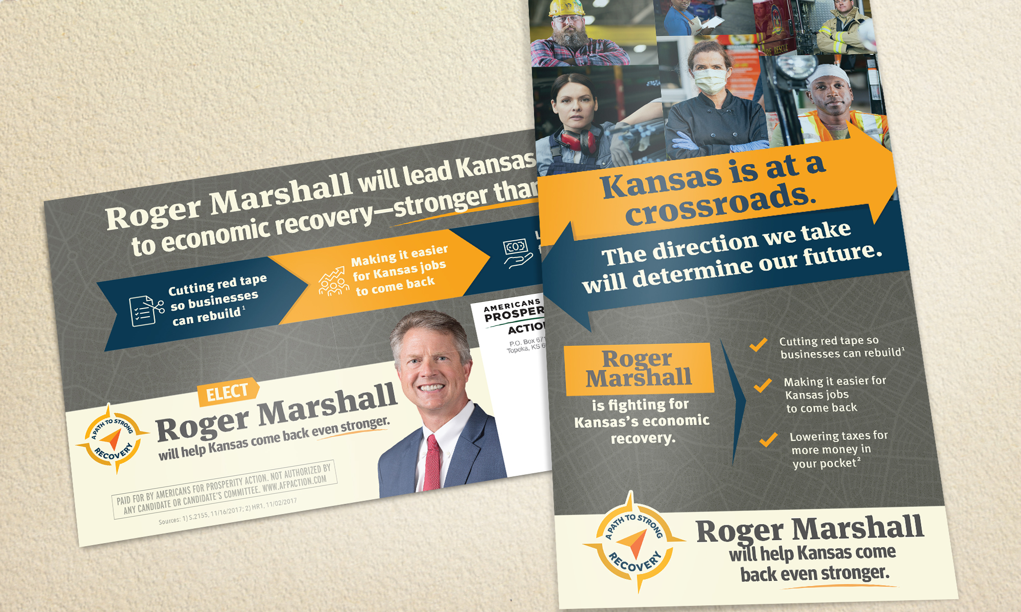 Americans for Prosperity-Kansas direct mail