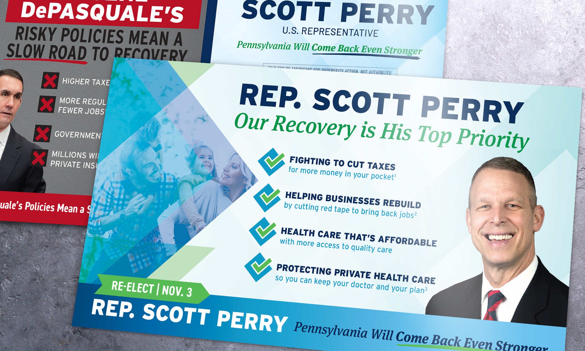 Americans for Prosperity-Pennsylvania direct mail